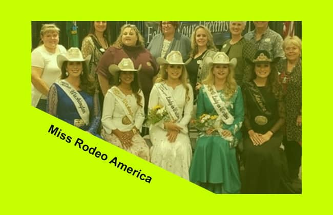Miss Rodeo America: Las Vegas Beauty Pageant 2020