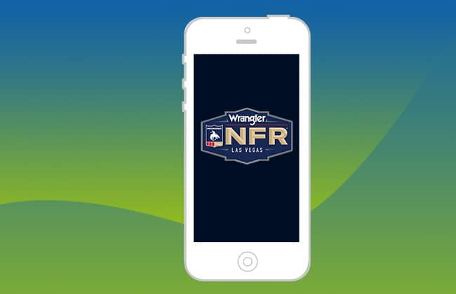 NFR Mobile App New Features for Rodeo Fans
