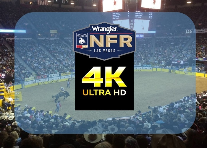 NFR streaming in 4k