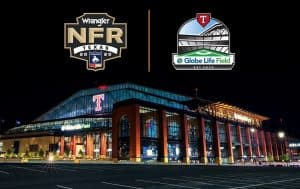 NFR moves to Globe Life Field, Arlington, Texas